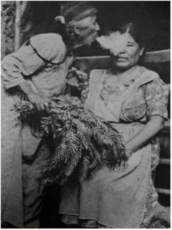 Doña Cloe y la curandera